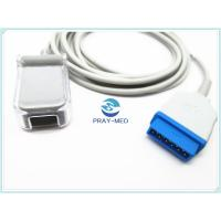 GE marqutte 11pin nellcor non-oximax module spo2 adapter cable / extension cable from factory provide Manufactures