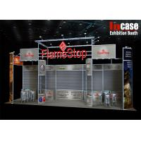 Expandable Exhibition Truss System Aluminum 3 x 9 m Easy Install Manufactures