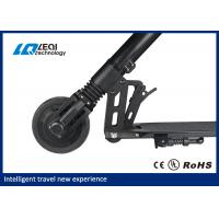 Portable Folding Electric Scooter Diameter 5inch With Carbon Fiber Material OEM Acceptable Manufactures