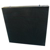 China P10 Outdoor Full Color led display 1R1G1B on sale