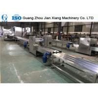 Industrial Egg Roll Maker Machine , Ice Cream Cone Production Line SD80-L69X2 Manufactures