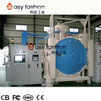 double chamber Vacuum Heat Treatment Furnace / Vacuum Gas Quenching Furnace Manufactures