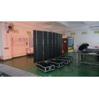 Slider Lock Design Foldable LED Screen For Indoor / Outdoor Activities Manufactures