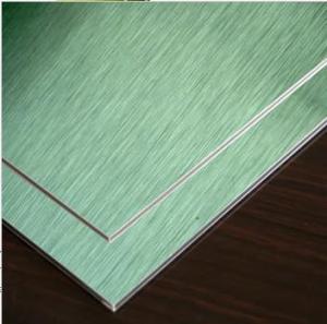 Brush Aluminium Composite Panel Manufactures