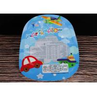 Marshmallow Custom Food Packaging Bags With Transparent Window Oval Twisted Shape Manufactures
