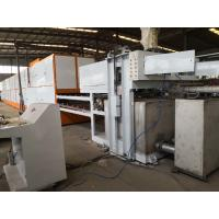 2500pcs/h Capacity Reciprocating Type Paper Egg Tray Machine Production Line Controlled By Computer Manufactures