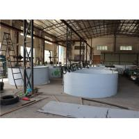 Quality Stainless Steel Filter Housing Water Storage Tank / Mixing Tank Vessel for sale