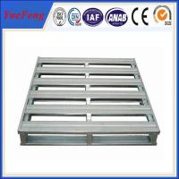 China manufacture warehouse aluminum pallet for sale/aluminum pallet/euro pallets for sale Manufactures