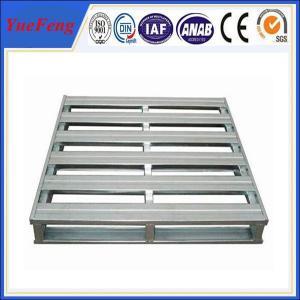 Quality China manufacture warehouse aluminum pallet for sale/aluminum pallet/euro for sale
