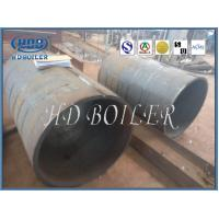 Horizontal Type Boiler Steam Drum For Water Tube Coal Fuel Steam Boilers Manufactures
