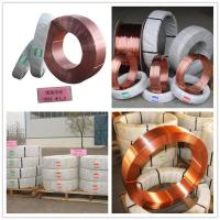 Aws Em12k GB/T H08mna Submerged Arc Welding Wire origin china manufacturer exporter Manufactures