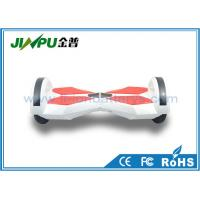 8 2 wheel Electric Self Balancing Scooter with LED Light Bluetooth Speaker Manufactures