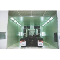 China Electric Industrial Spray Painting Booths , Portable Powder Coat Spraybooth on sale