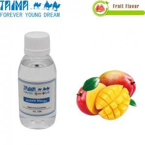 Wholesale Bulk E Liquid Concentrate Aussie Mango Flavor E-juice Manufactures