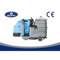 Dycon Classical Design Performance Well Single Brush Floor Scrubber Dyer Machine Manufactures
