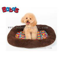 China China Factory Made Plush Pet Mat Pet Bed For Dog Cat Puppy on sale