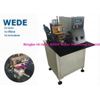 Water Cooling Armature Welding Machine , Economical Model Automatic Welding Machine Manufactures