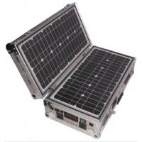 Quality Small Solar Power System Kit Solar Panel With Led Light Kit For Travel for sale