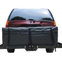 PVC Polyester Expandable Rooftop Cargo Bag For Hitch Baskets / Hitch Trays Manufactures