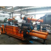 Turn - Out Type Color Customized Hydraulic Scrap Baler Machine Y81F - 250 Manufactures