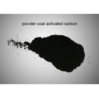 Wastewater Decolorization Activated Charcoal Powder / Coal Based Activated Carbon Manufactures