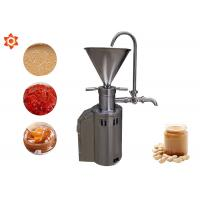Small Automatic Food Processing Machines Sesame Almond Grinding Machine Manufactures