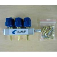 LPG/CNG 3cyl Rail Injector for sequential injection system Manufactures