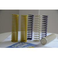 Natural clolr SWPA Industrial Compression Springs for telecommunication With Long Life Manufactures