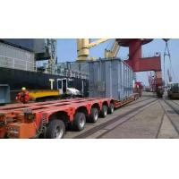 hydraulic platform trailer to carry voltage transformer Manufactures