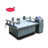 China Simulated Transport Measure Vibration Testing Machine for Package Box Test on sale