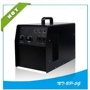 China Multifunction hotel o3 generator black air compressor 2m silicone tube on sale