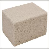 Eco-friendly Foam Glass Blocks For BBQ Grill Cleaning Manufactures
