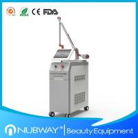 1064/532nm Q-Switched ND: YAG Laser Tattoo Removal Machine Black Doll Skin Rejuvenation Manufactures