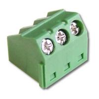 2 - 24Poles 250V PCB Screw Connectors 5.0mm, pluggable terminal blocks, automotive terminal block Manufactures