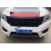 Buy cheap Navara NP300 4x4 Accessories Car Front Grille Black Grille 2018 Style from wholesalers