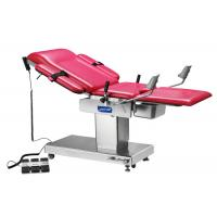 China Stainless Steel Electric Gynecology Chair Foot Switch For Obstetric Birthing on sale