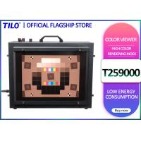 Quality Adjustable Transmissive Light Box Color Viewer High Illumination / Color Temperature T259000 for sale
