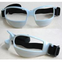 Small side pads protective Sports Eyewear for Basketball with cleaning cloth pouch Manufactures