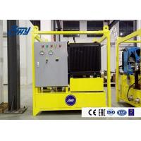 China Customized Portable Diesel Powered Hydraulic Power Pack For Field Working on sale