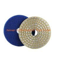 Good Sharpness Concrete Polishing Pads Durable  Long Working Life Manufactures