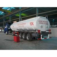 35500L/40500L SUS Tank Transportation for Chemical Fluid Delivery (HZZ9400GHY) Manufactures