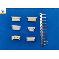 Single Row 1.25mm Pitch Circuit Board Wire Connectors Molex 51146 Replacement Manufactures