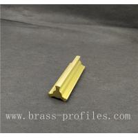 Copper Alloy Extruding Profiles Copper Zinc Materials with Your Drawing Manufactures