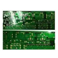 Aluminium , High Tg Multilayer Single sided circuit board pcb etching , copper clad plate Manufactures