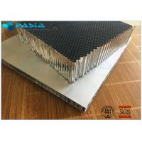 Light Weight Glue Bonded Aluminum Honeycomb Curtain Wall Core Board Manufactures