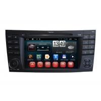 China Digital 1080P Android Digital Car Central Multimidia GPS 6 CD Vitural DVD Player for benz e class on sale