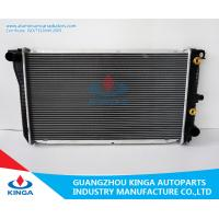 Custom Ford Aluminum Radiator ,  aluminum racing radiator For FORD FALCON EA-ED'88-AT Manufactures
