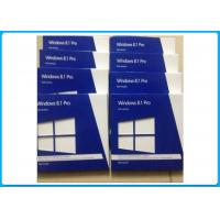 Buy cheap 32/64 Bit Windows 8.1 Operating System Software Professional Retail Box from wholesalers