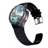 1.33 ONCELL Full Round Screen Android Smart Watch Phone with 8GB ROM 5.0 MP Camera GPS Manufactures
