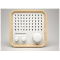 Portable Stereo Wooden Bluetooth Speaker Music Sound Wireless Enhanced FM Radio Manufactures